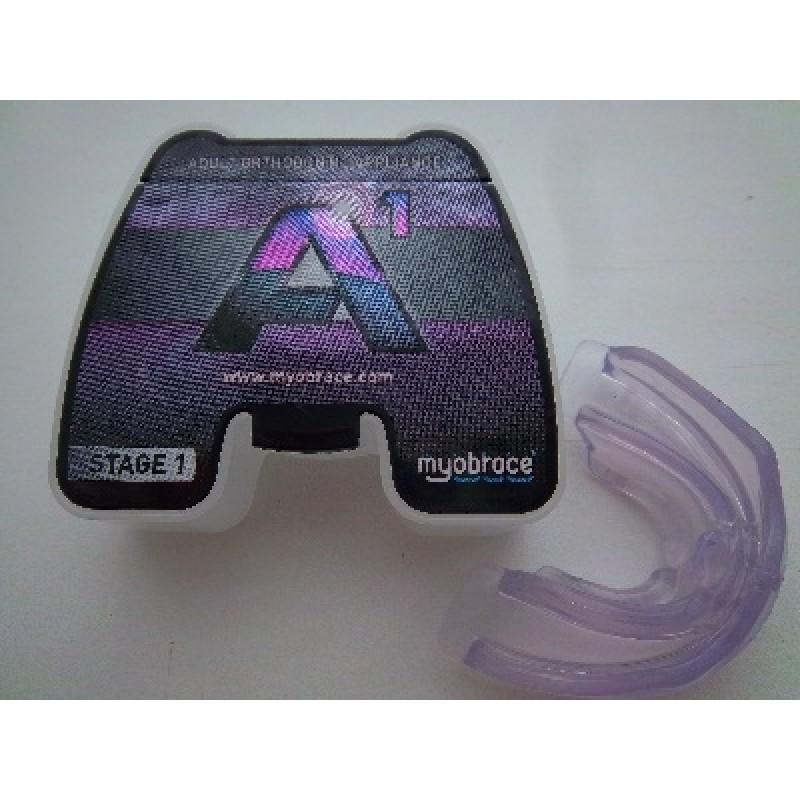 Трейнер Myobrace for Adults A1 (Миобрейс для Взрослых А1)