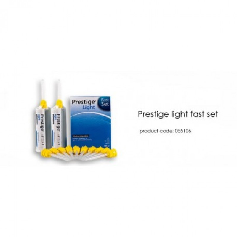 Престиж Лайт (PRESTIGE Light) 2х50 мл, 12 насадок