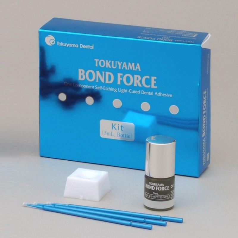 Бонд Форс 2 (Bond Forсe) Набор 5 мл, аппликаторы - 50шт, палета.