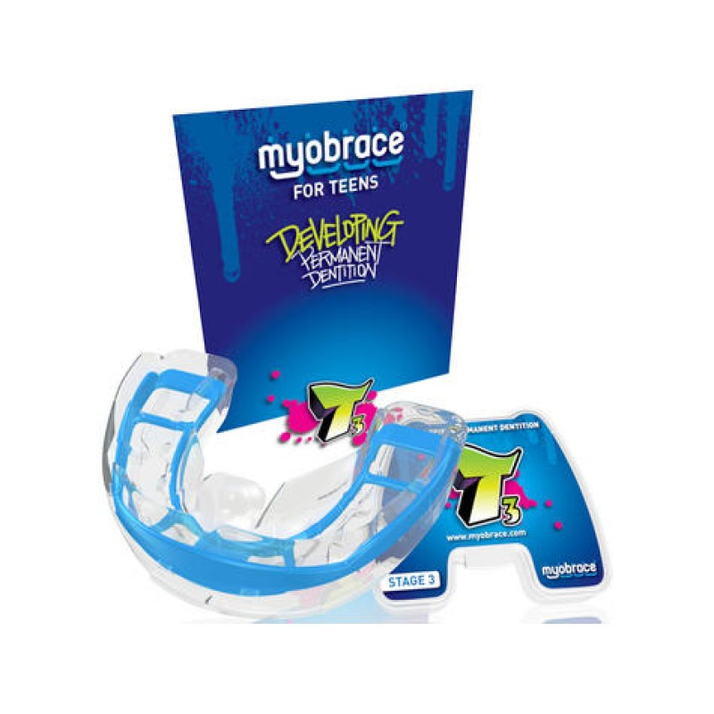 Трейнер Myobrace for Teens T3 с каркасом (Миобрейс Т3)