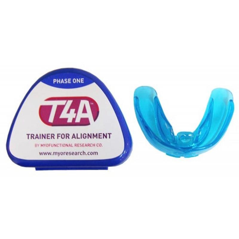 Ортодонтический Трейнер Т4А (Trainer T4A Мягкий Синий) для взрослых