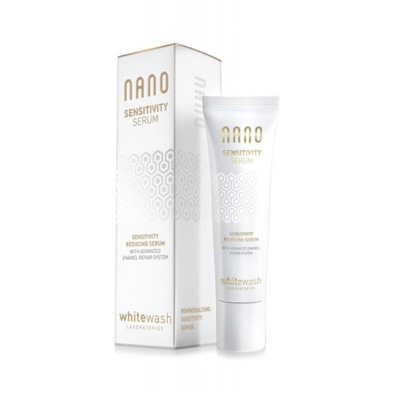 Сыворотка для чувствительных зубов WhiteWash Nano 30мл