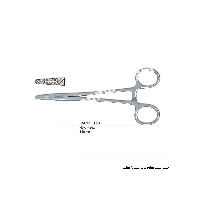 Иглодержатель 15 см Mayo Hegar BM.235.150