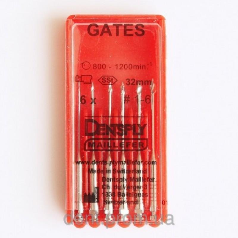 Гейтсы ( Gates Glidden )