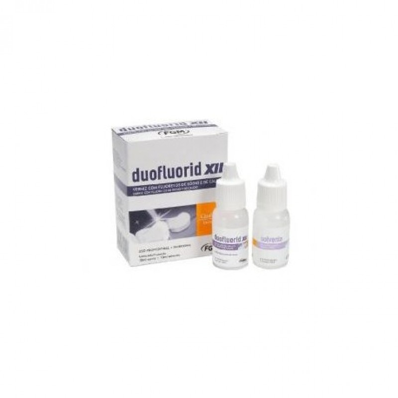 Дуофлюорид (Duofluorid XII, FGM)