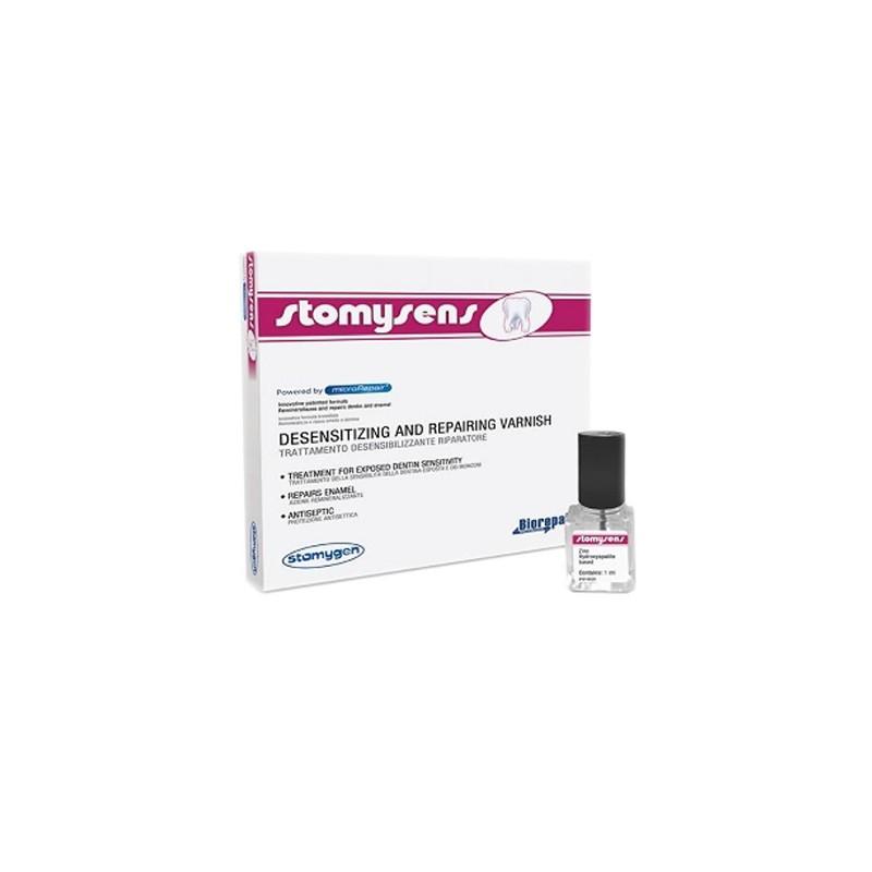 Реминерализирующий лак Stomysens Vernicette Biorepair 4 мл