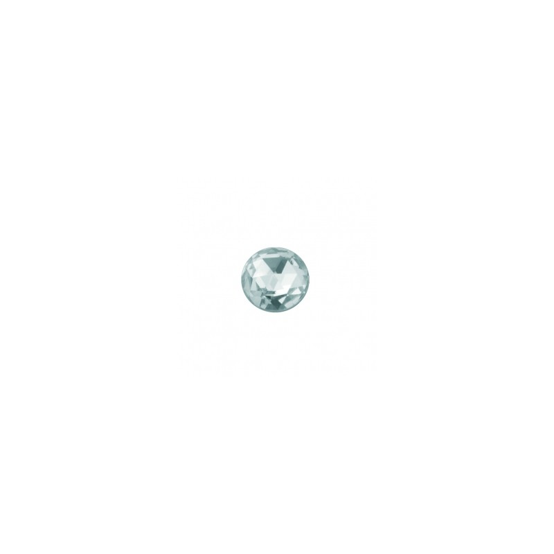 Скайс (страза) на зубы Сфера белая фианит ( DJ 60 )