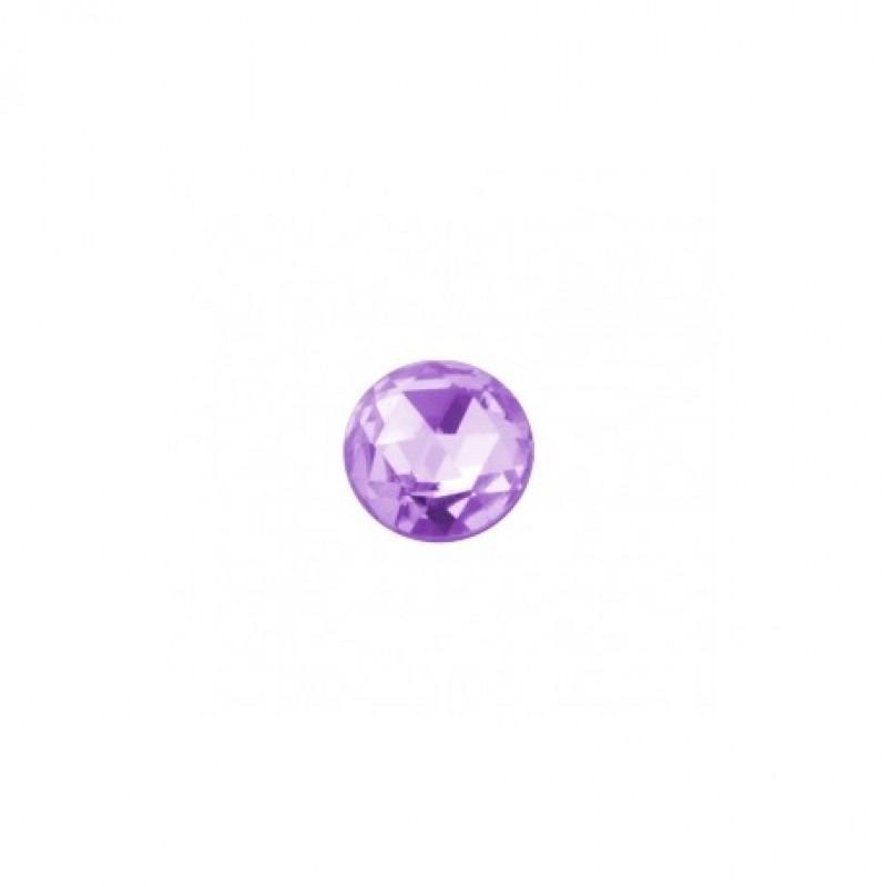 Сфера розовая фианит ( DJ 62 )