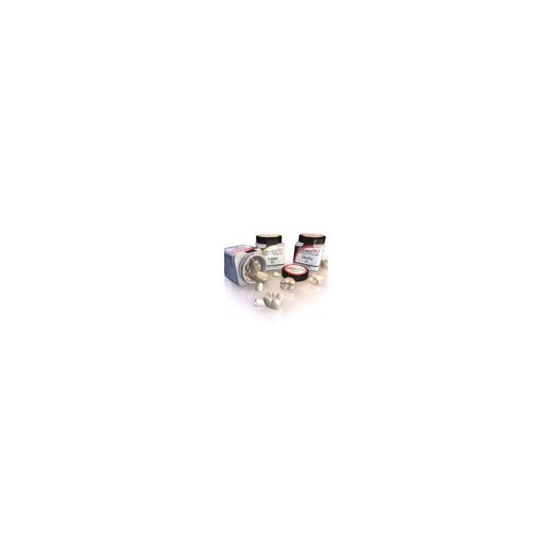 Керамко ПФЗ керамическая масса (Ceramco PFZ) 16-и цв. набор