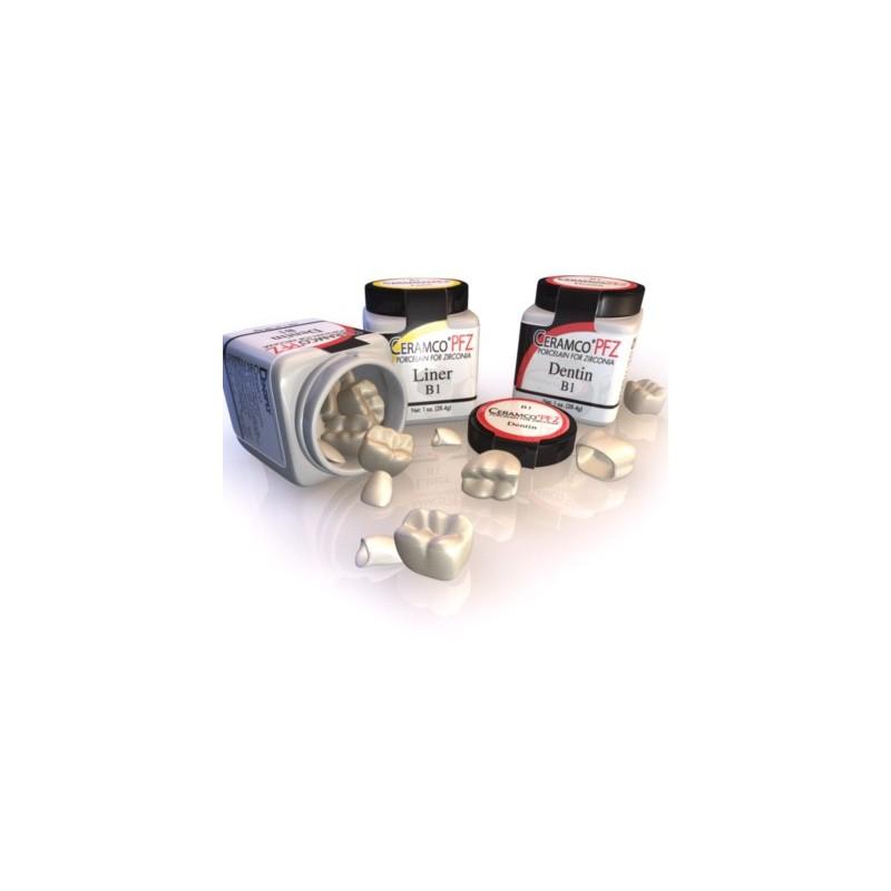Керамко ПФЗ жидкость для плечевой массы (Ceramco PFZ)