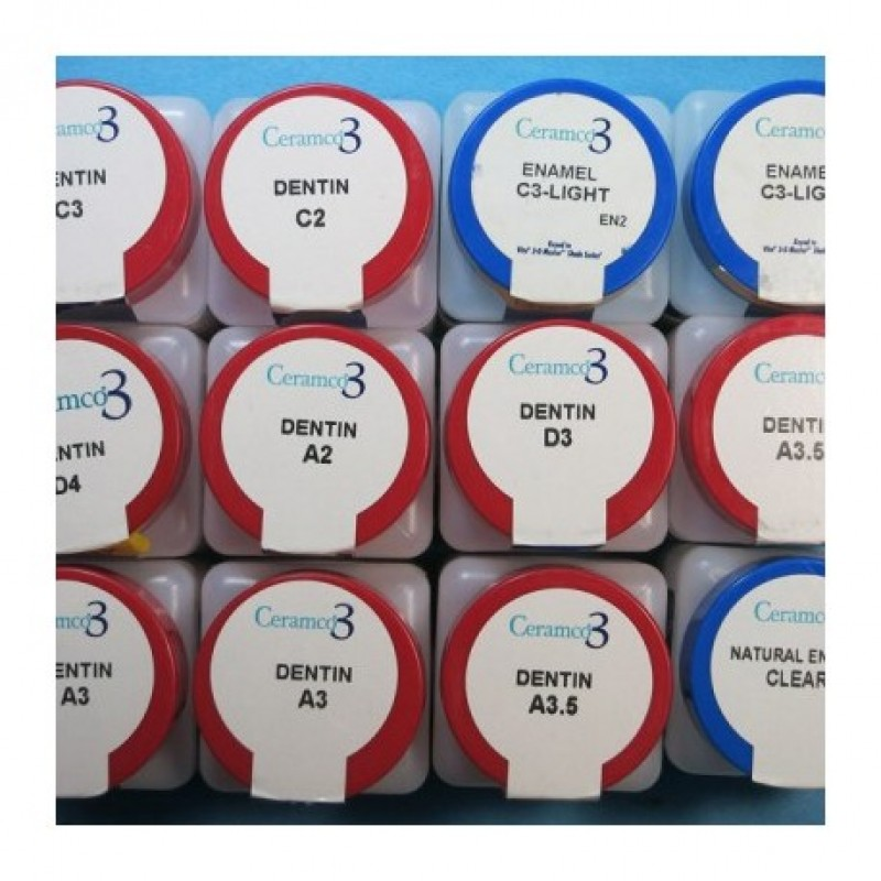 Керамко 3 жидкость для модификаторов (Ceramco 3)