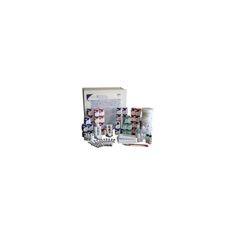 Керамко ПФЗ керамическая масса (Ceramco PFZ) 16-и цв. набор с порошкообразными опаками