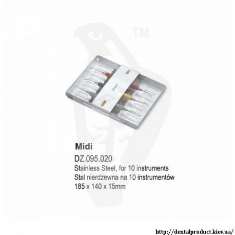 Лоток для автоклава сталь 185х140х15 DZ.095.020