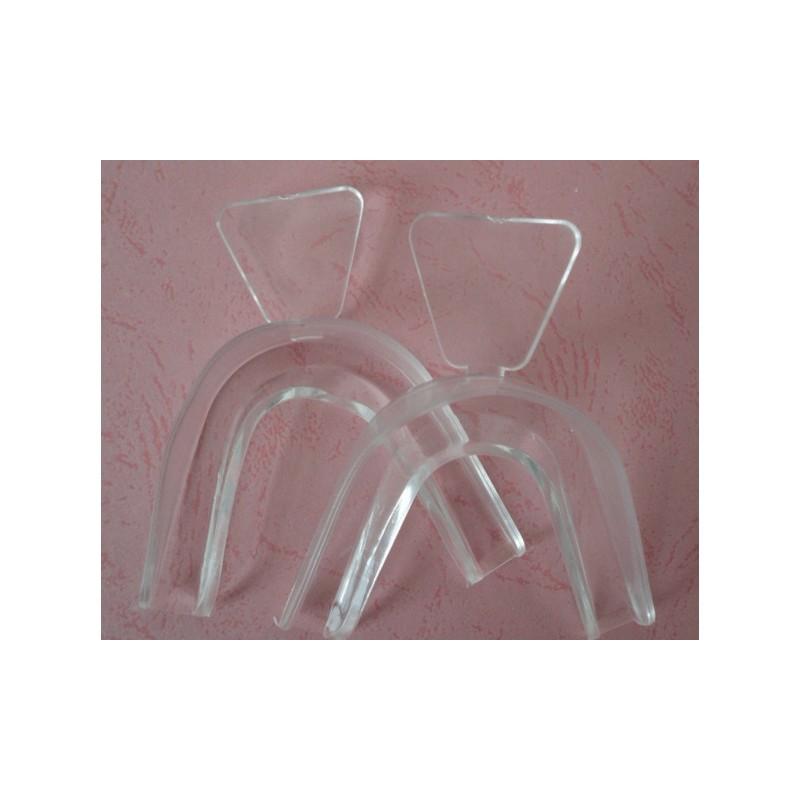 Термопластичная капа для отбеливания и реминерализации