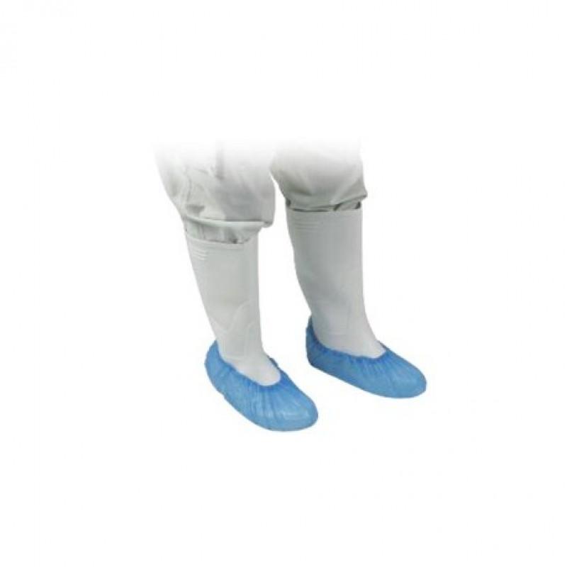 Бахилы хлорполиэтилен 4 гр CPE MED COMFORT
