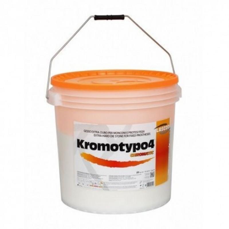 Гипс 4 класа Кримотипо 4 (Kromotypo 4, Lascod) 6 кг