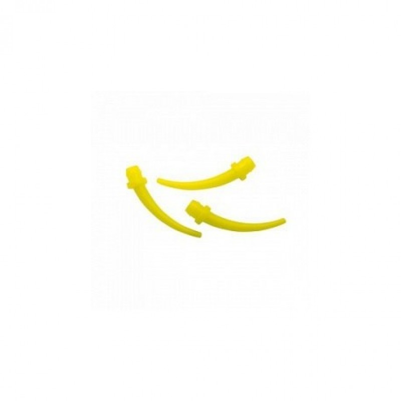 Насадка интраоральная желтая