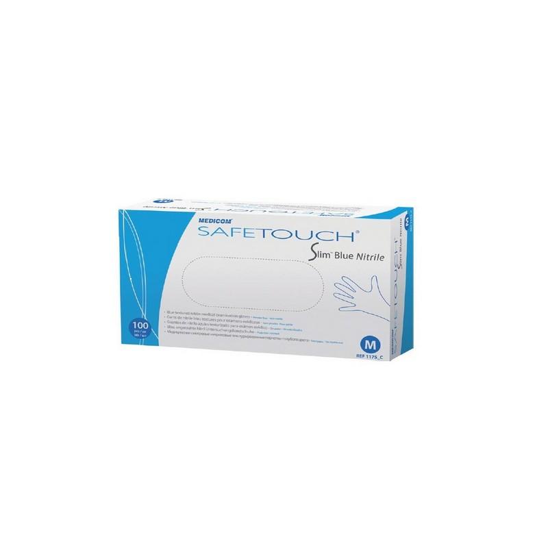 Перчатки Нитриловые Сейфтач Медиком (Safetouch Medicom)