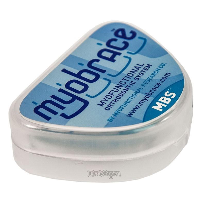 Трейнер MYOBRACE MBS1 (T2) (Миобрейс синий мягкий МБС1 (Т2))