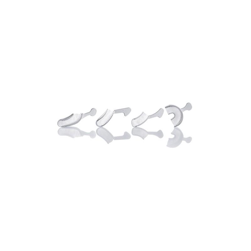 Оттискные ложки Мульти Трей (Multi Tray) Квадрант 30 шт