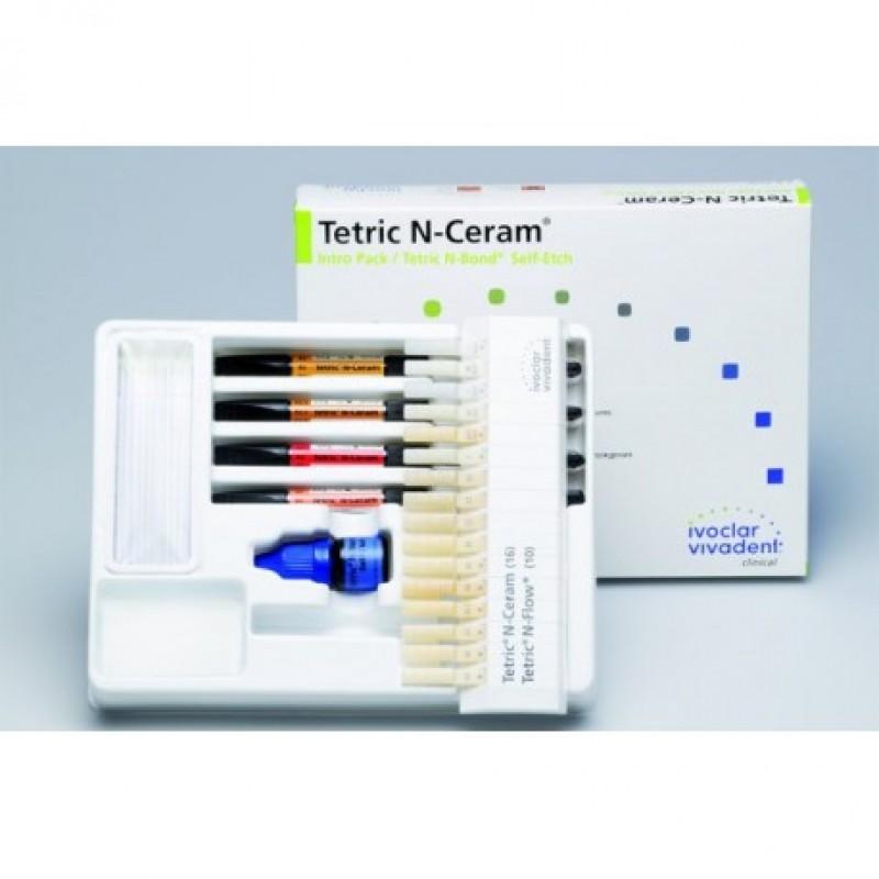 Тетрик Н-Церам (Tetric N-Ceram) набор 4 шпр