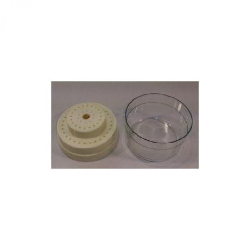 Подставка для боров пластмассовая 30HP + 20RA + 10FG