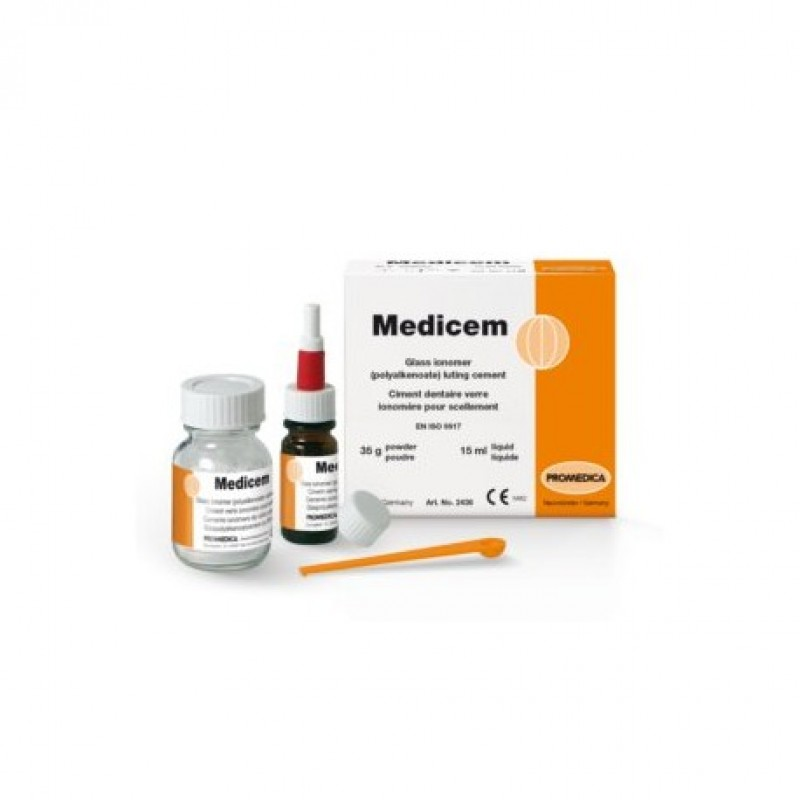 Медицем (MEDICEM) порошок 15 г + жидкость 7 мл