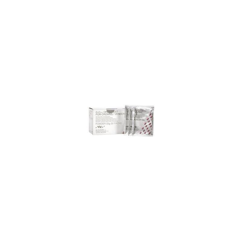 Джи Цера Орбит Вест 30х33 г (G-CERA ORBIT VEST) для коронок, виниров