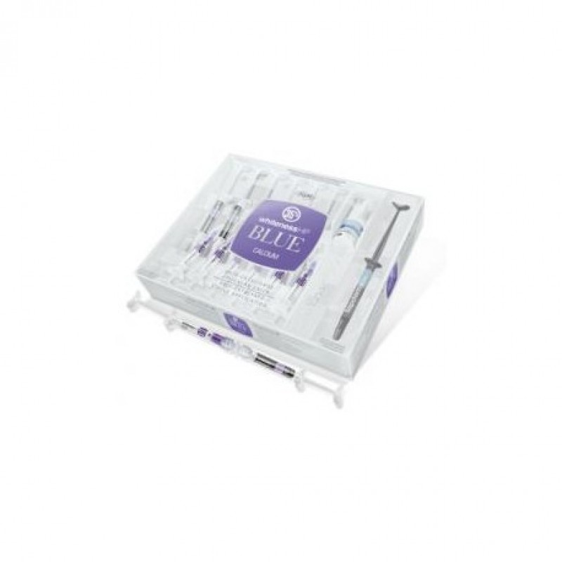 Вайтнесс Эйч Пи блу (Whiteness HP Blue Mini Kit) 35% набор