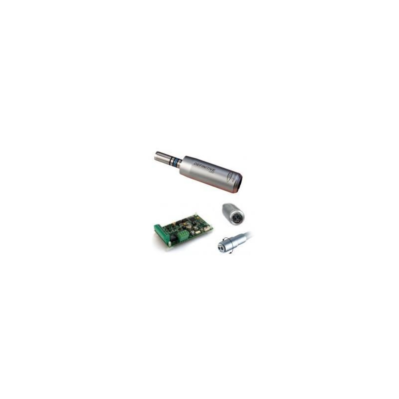 Микромотор Электрический DEFINITIVE LED с Подсветкой