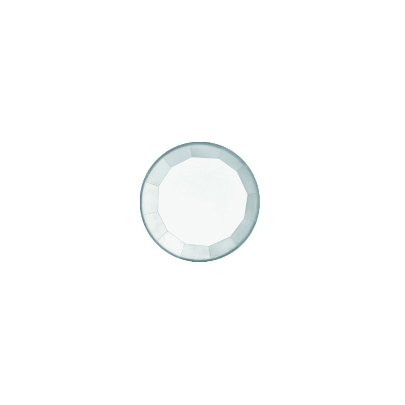 Скайс (страза) на зубы Белая Сфера (DJ 10)