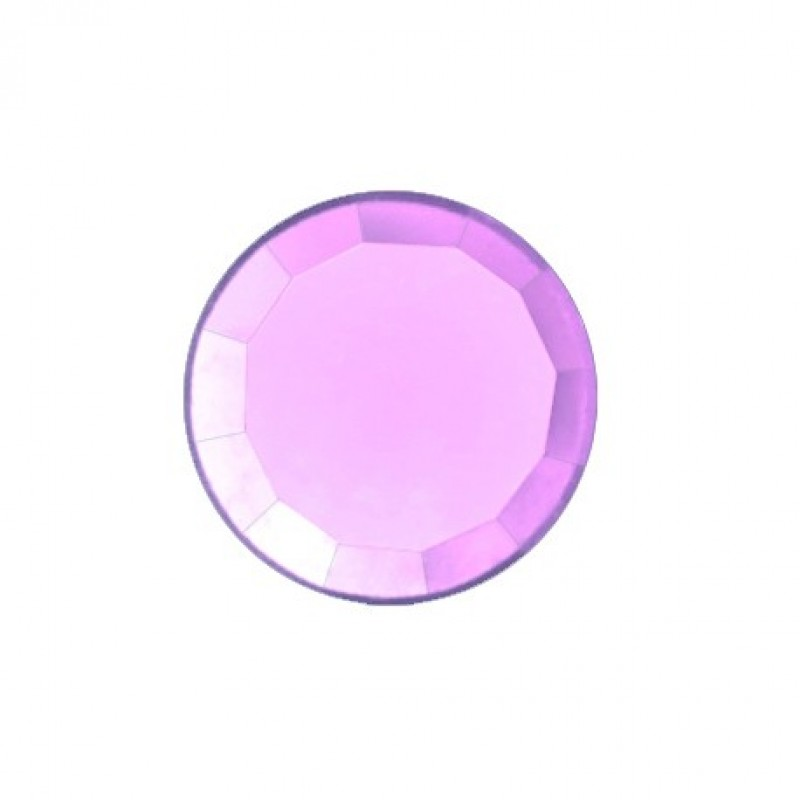 Скайс (страза) на зубы Розовая Сфера ( DJ 16 )