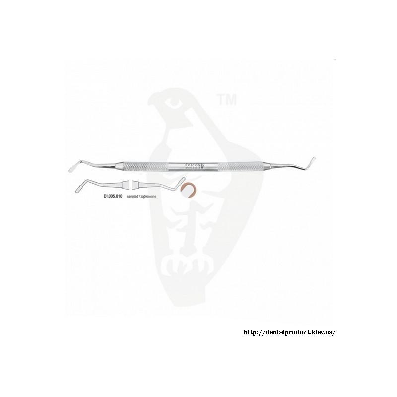 Инструмент для укладки ретракционной нити (Ретрактор, пакер, фишера) DI.005.010