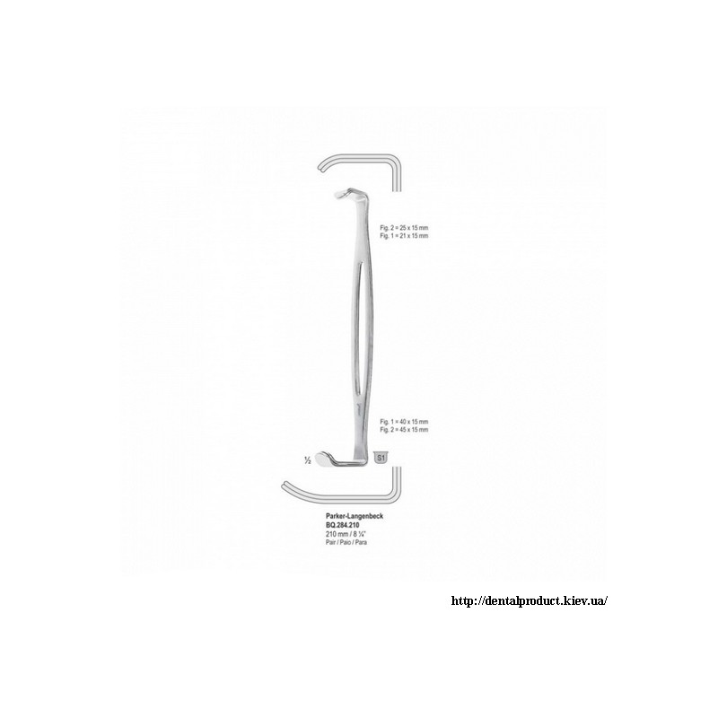 Ретрактор BQ.284.210