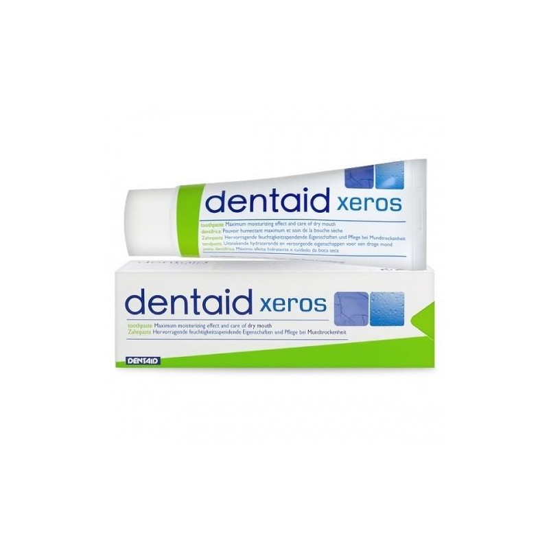 DENTAID XEROS зубная паста 75 мл