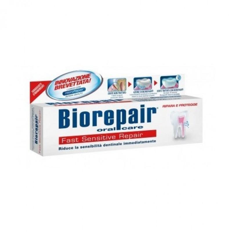 Зубная паста BioRepair «Быстрое избавление от чувствительности»