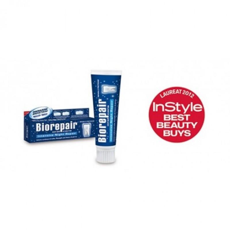 Зубная паста BioRepair «Интенсивное ночное восстановление»