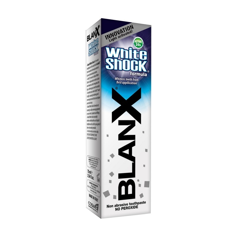 "Зубная Паста Отбеливающая Blanx ""White Shock"""