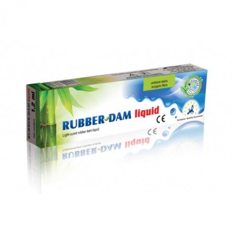 Жидкий раббердам, коффердам (RUBBER-DAM LIQUID) 1,2 МЛ