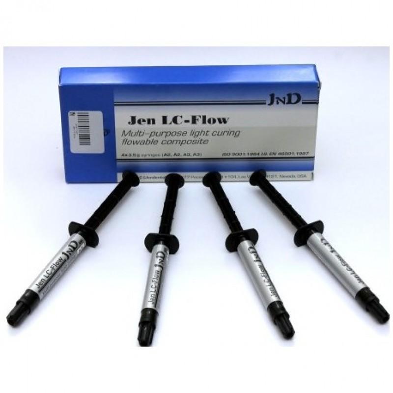 Джен ЛС Флоу (Jen LC-Flow) Набор: А2-2 шпр, А3- 2шпр