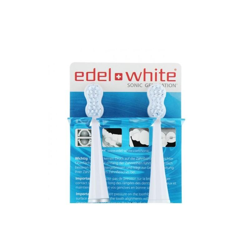 Насадка для зубной щетки Sonic generation отбеливающая 2шт\уп