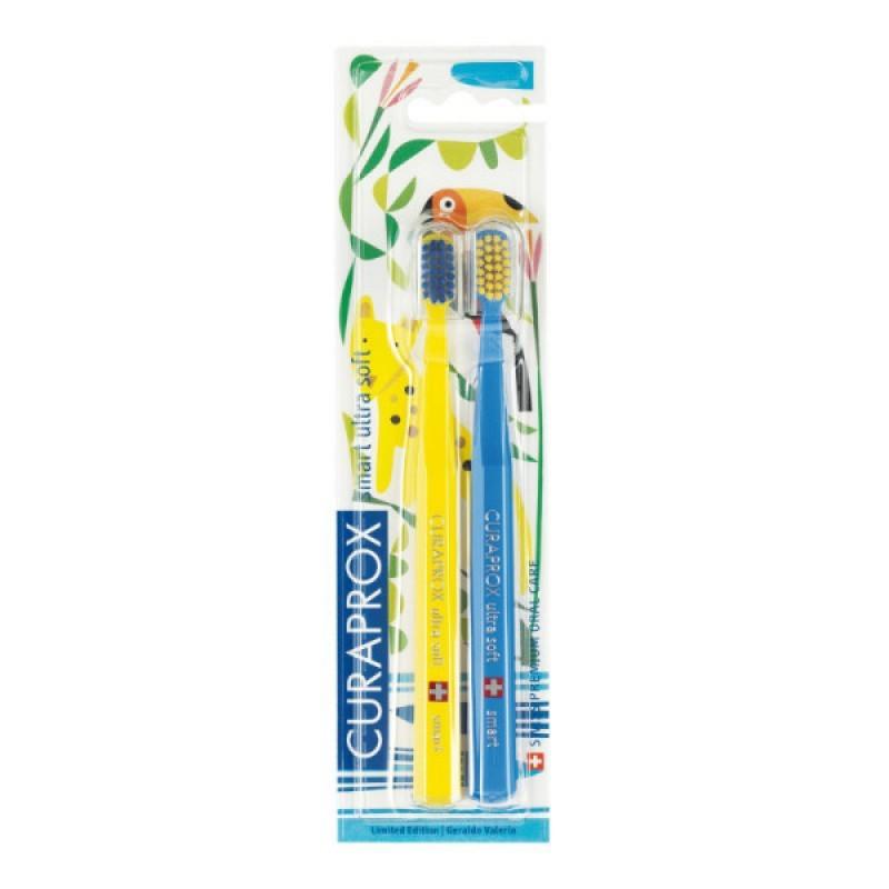 CS Smart Jungle - Зубная щетка для детей (5-12) лет