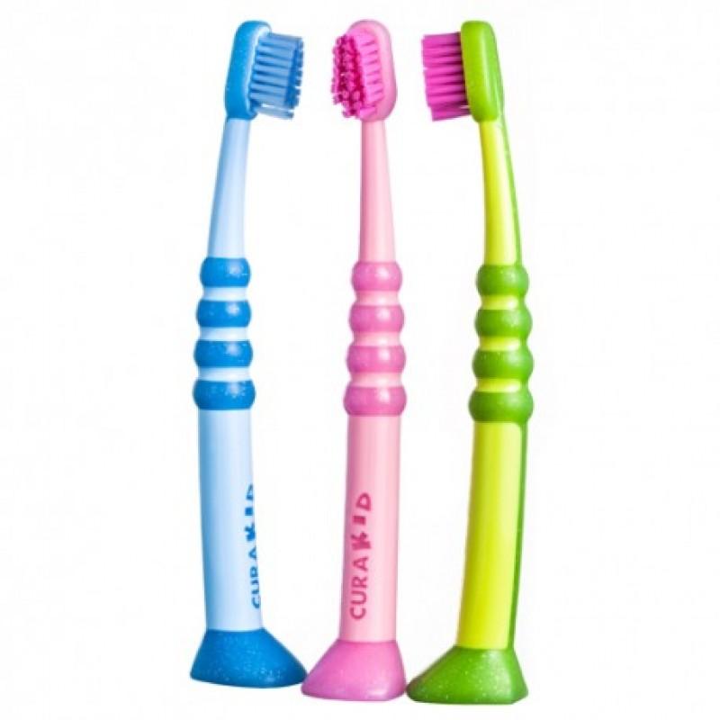 Зубная щетка CuraKid для детей (0-5) лет